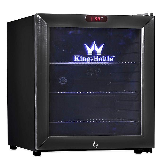 Alternate image 1 for KingsBottle® 38-Can Mini Beverage Center