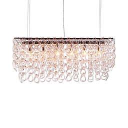 Zuo® Pure 6-Light Jet Stream Ceiling Lamp