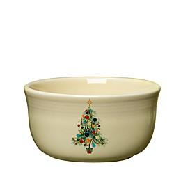 Fiesta® Christmas Tree Gusto Bowl