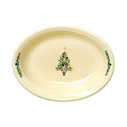 Fiesta® Christmas Tree Oval Vegetable Bowl
