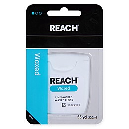 Johnson + Johnson REACH® 55 yd. Unflavored Waxed Floss