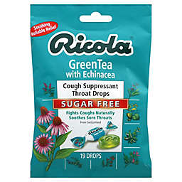 Ricola® Echinacea Green Tea 19-Count Lozenges