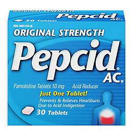 Pepcid® AC® 30-Count Original Strength Acid Reducer Tablets