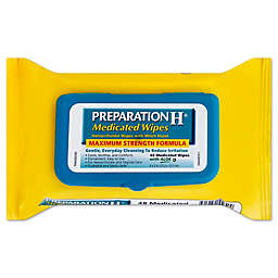 Preparation H® Medicated 48-Count Wipes Refill Pouch