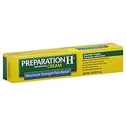 Preparation H® Smooth Cream Formula with Aloe 1.8 oz. Hemorrhoidal Cream