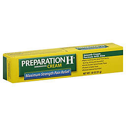 Preparation H® Smooth Cream Formula with Aloe 1.8 oz. Hemorrhoidal Cream