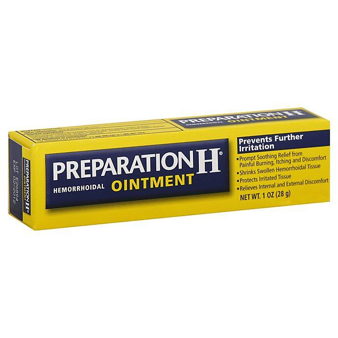 Alternate image 1 for Preparation H® 1 oz. Hemorrhoidal Cream
