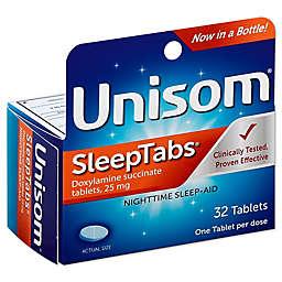 Unisom® SleepTabs® 32-Count Nighttime Sleep-Aid Tablets