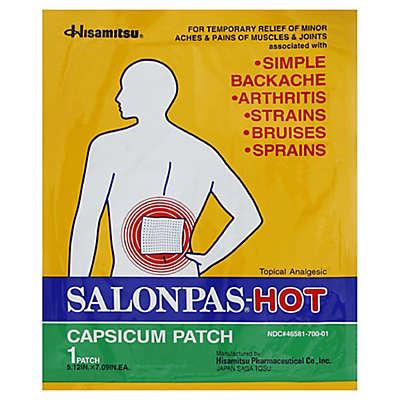 Salonpas®-Hot Capsicum Pain Relief Patch