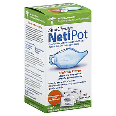 SinuCleanse® Neti Pot Nasal Wash System