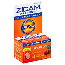 Zicam® RapidMelts® 25-Count Pre-Cold Tablets in Cherry