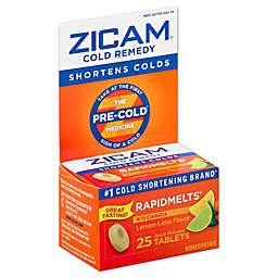 Zicam RapidMelts Plus Vitamin C 25-Count Tablets
