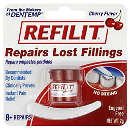 Refilit 2-Grams For Lost Fillings in Cherry Flavor