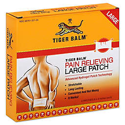 Tiger Balm® 4-Count Large Pain Relieving Patches