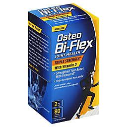 Osteo Bi-Flex 80-Count Advanced Triple Strength Tablets With Vitamn D