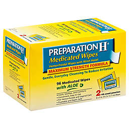 Preparation H 96-Count Wipes