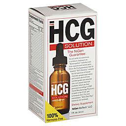 NiGen BioTech The HCG Solution 2 fl.oz. Dietary Supplement Drops