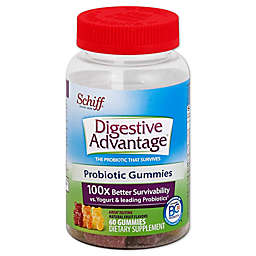 Schiff® Digestive Advantage® Probiotic Gummies 60-Count Dietary Supplement Gummies