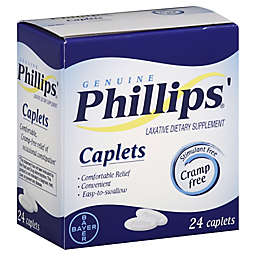 Phillips'® 24-Count Laxative Dietary Supplement Caplets