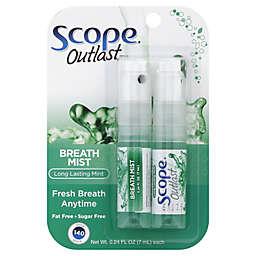 Scope Original Mint 2-Pack Breath Mist