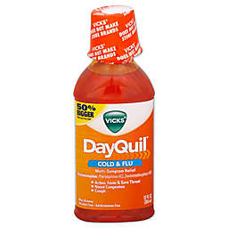 Vicks® DayQuil® Cold & Flu 12 fl. oz. Liquid