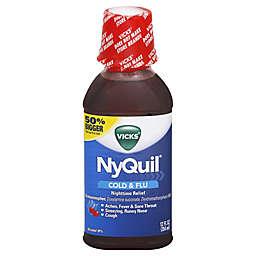 Vicks® NyQuil™ 12 fl. oz. Liquid in Cherry