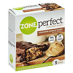 Zone Perfect® 5-Count Nutrition Bars in Chocolate Peanut Butter