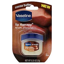 Vaseline Lip Therapy 0.25 oz. Cocoa Butter Jar