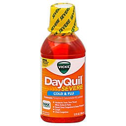 Vicks DayQuil 12 fl. oz. Severe Cold & Flu Liquid