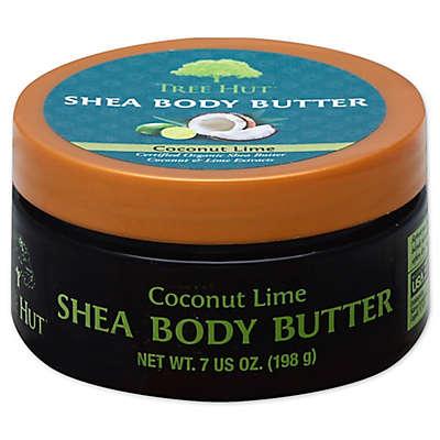 Tree Hut® Coconut Lime 7 oz. Shea Body Butter