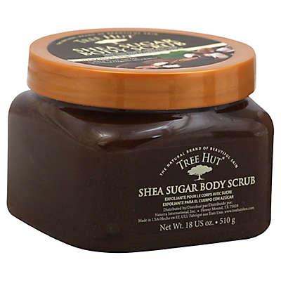 Tree Hut 18 oz. Brazilian Nut Shea Sugar Body Scrub