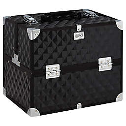 SOHO Digital Diamond Pro Train Case in Black