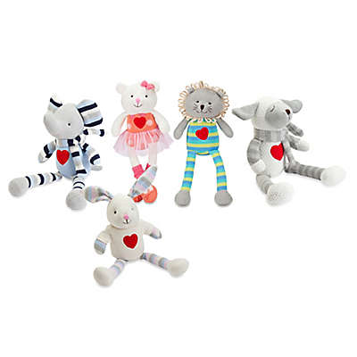 Elegant Baby® Knittie Bittie Plush Collection