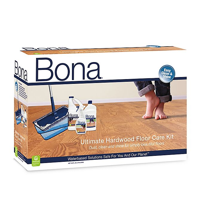 Bona 174 Ultimate Hardwood Floor Care Kit Bed Bath Amp Beyond