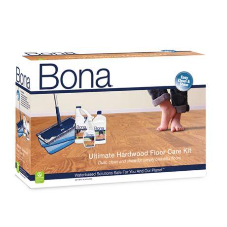 Bona 174 Ultimate Hardwood Floor Care Kit Bed Bath Amp Beyond