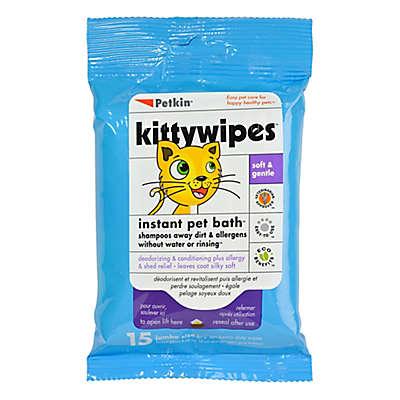 Petkin® 15-Count Kittywipes