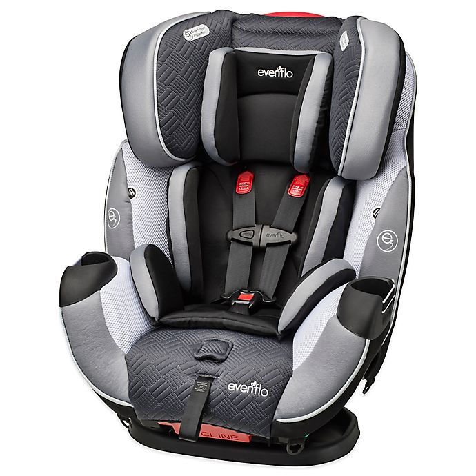 EvenfloR Symphony DLX All In One Car Seat Concord View A Larger Version Of This Product Image