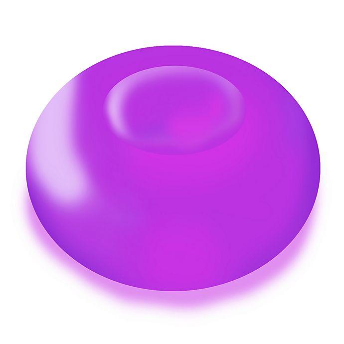Alternate image 1 for Floating Blimp 12-Count LED Lights in Purple