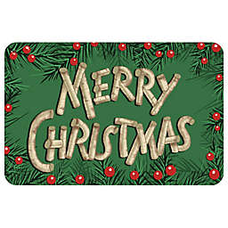 Christmas Kitchen Rug Bed Bath Beyond