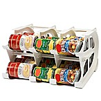 FIFO Mini Can Tracker Food Storage Organizer