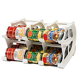 FIFO Mini Can Tracker Food Storage Organizer