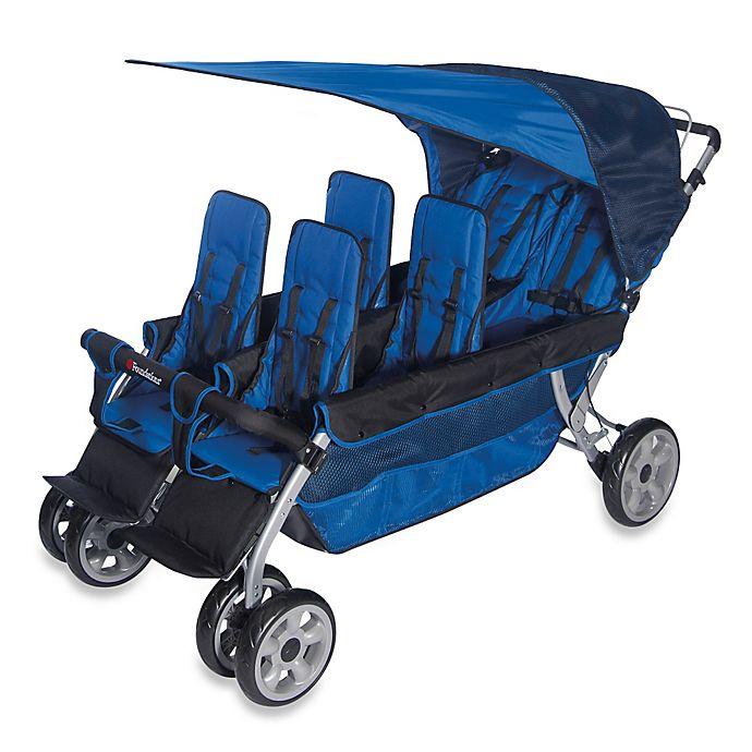 Alternate image 1 for Foundations® LX™ 6-Passenger Stroller