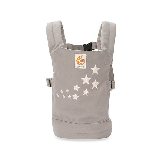 Alternate image 1 for Ergobaby™ Doll Carrier in Galaxy Grey
