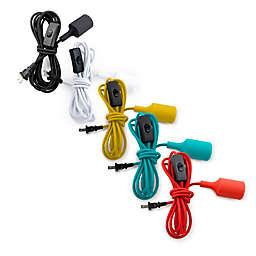 Kikkerland® Pendant Cord Lamp