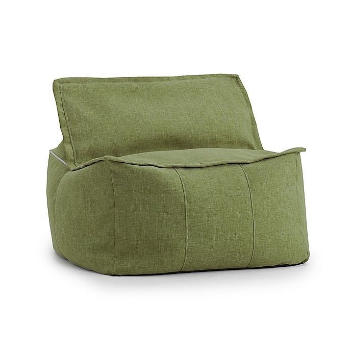 Surprising Comfort Research Big Joe Lux Zip It Hitchcock Square Bean Bag Chair Pabps2019 Chair Design Images Pabps2019Com