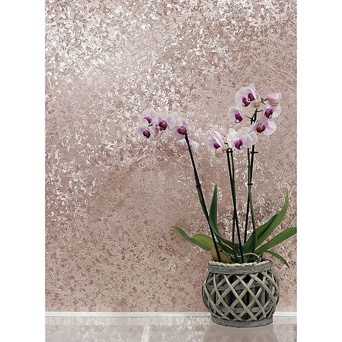 Alternate image 1 for Arthouse Velvet Crush Foil Textured Wallpaper