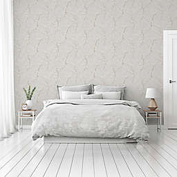 Arthouse Willow Wallpaper in Grey
