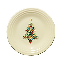 Fiesta® Christmas Tree Luncheon Plate