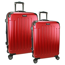 Kenneth Cole Reaction® Renegade Hardside Spinner Checked Luggage