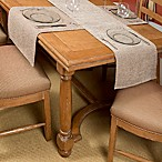 Tablemattes™ Preston 2-Piece Extra-Small Runner Mat Set in Sand